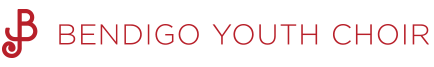 Bendigo Youth Choir Logo